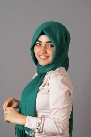 لف الحجاب بالصور (3)
