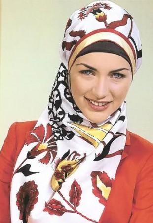 لف حجاب مناسبات (1)