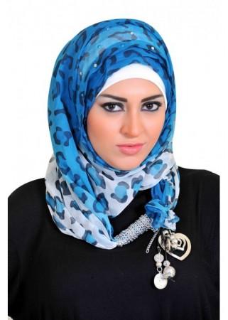 لف حجاب مناسبات (2)