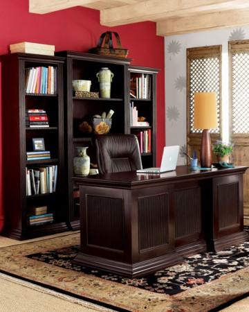 اشكال مكتبات منزلية جديدة مودرن (1)