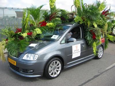 تزيين سيارات الاعراس بالصور  (2)
