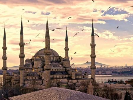 تصاميم مسجد من الخارج (1)