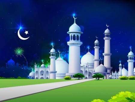 تصاميم مسجد من الخارج (2)
