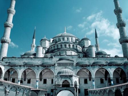 تصميم مسجد بالصور (4)