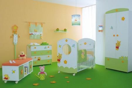 حوائط غرف اطفال2016 (2)