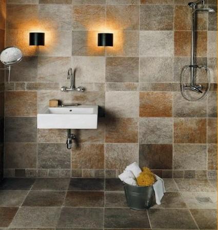 حوض الحمام بالصور (1)