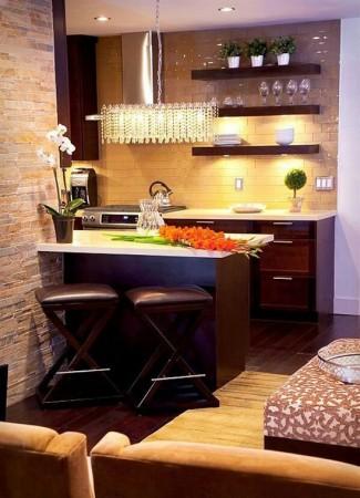 صور ارفف للمطبخ (1)