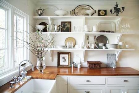صور ارفف مطبخ (3)