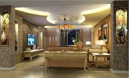 صور ديكور غرفة المعيشة (2)