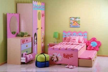 غرف نوم اطفال 2016 بديكورات جميلة (2)