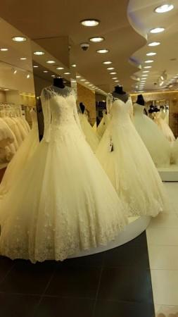 فساتين فرح 2016 احدث موديلات فساتين الزفاف (3)