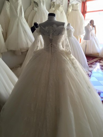 فساتين فرح 2016 احدث موديلات فساتين الزفاف (4)