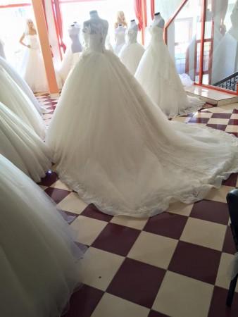فساتين فرح 2016 احدث موديلات فساتين الزفاف (5)