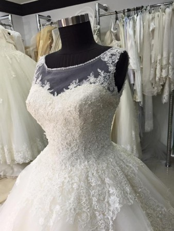 فستان زفاف2016 (2)