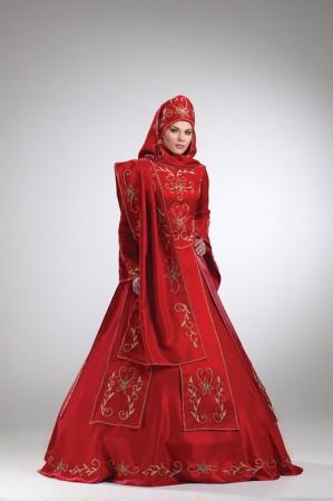 فستان سواريه بالصور للمحجبات (1)