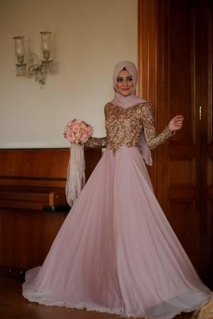 فستان سواريه بالصور للمحجبات (2)