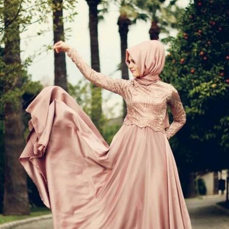 فستان سواريه بالصور للمحجبات (3)
