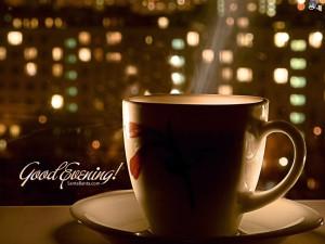 مساء الخير مكتوبة علي صور (2)