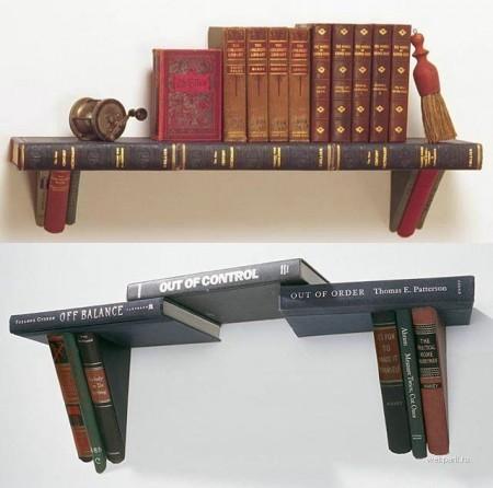 مكتبات شيك للكتب في المنزل (1)
