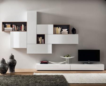 مكتبات منزل (4)