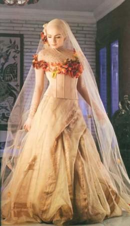 ملابس محجبات سواريه فستان (2)