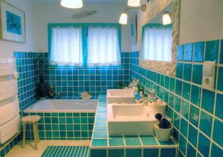 تصاميم حمامات مودرن وكلاسيك حديثة 2016 (1)