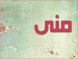 رمزيات اسم مني (3)