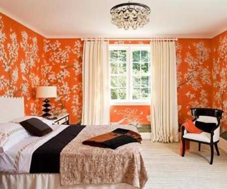 صور ستائر غرف نوم بالوان جميلة 2016 (1)