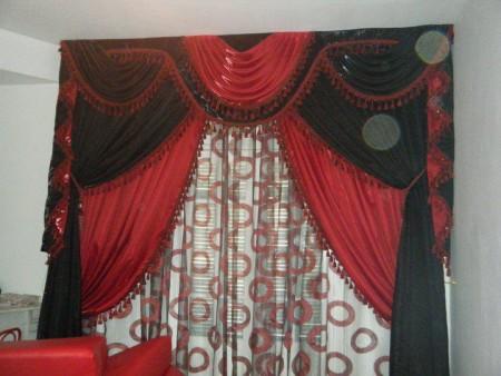 صور ستائر غرف نوم بالوان جميلة 2016 (3)