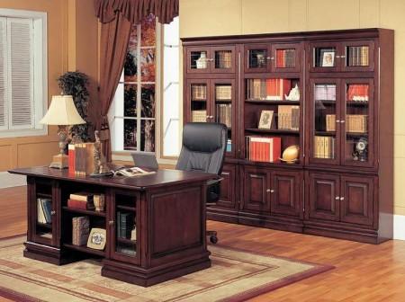 صور مكتبات منزلية فخمة (1)