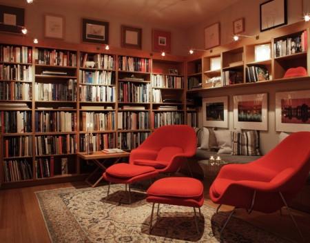 مكتبات جميلة للمنزل جديدة (4)