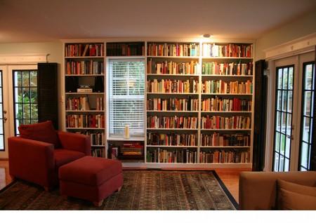 مكتبات مودرن للكتب احلي تصاميم مكتبات الكتب (1)