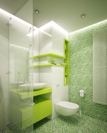موديلات حمامات حديثة مودرن 2016 (2)