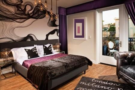 ورق حائط غرف نوم  (3)