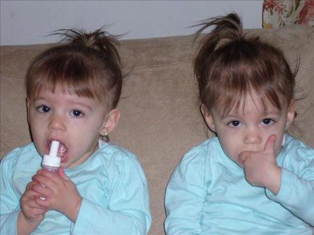 اجمل صور الاطفال التوائم  (2)