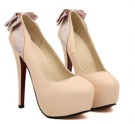 احدث كتالوج احذية بنات (1)