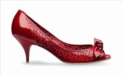 احدث كتالوج احذية بنات (2)