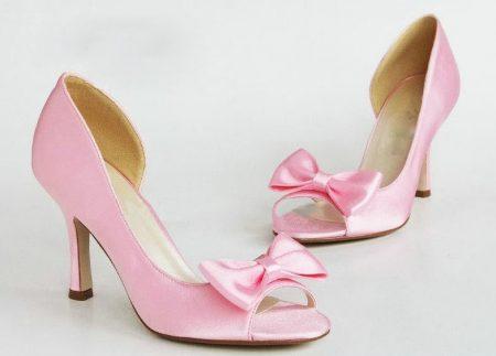 احذية بنات كعب عالي مودرن (3)