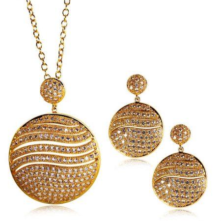 اطقم مجوهرات كاملة (3)
