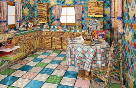 تزيين مطبخ (1)
