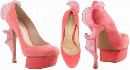 صور احذية كعب عالي للنساء والبنات  (3)