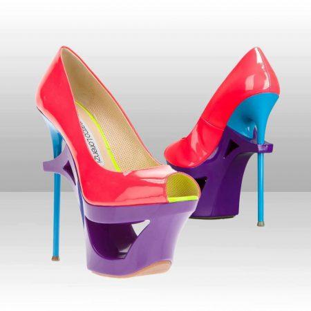 صور احذية كعب عالي للنساء والبنات  (4)