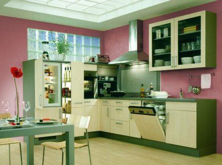 صور افكار لتزيين المطبخ باجمل الاشكال البسيطة (4)