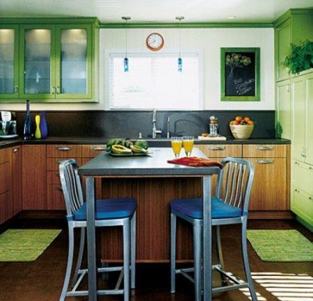 صور افكار لتزيين المطبخ باجمل الاشكال البسيطة (5)