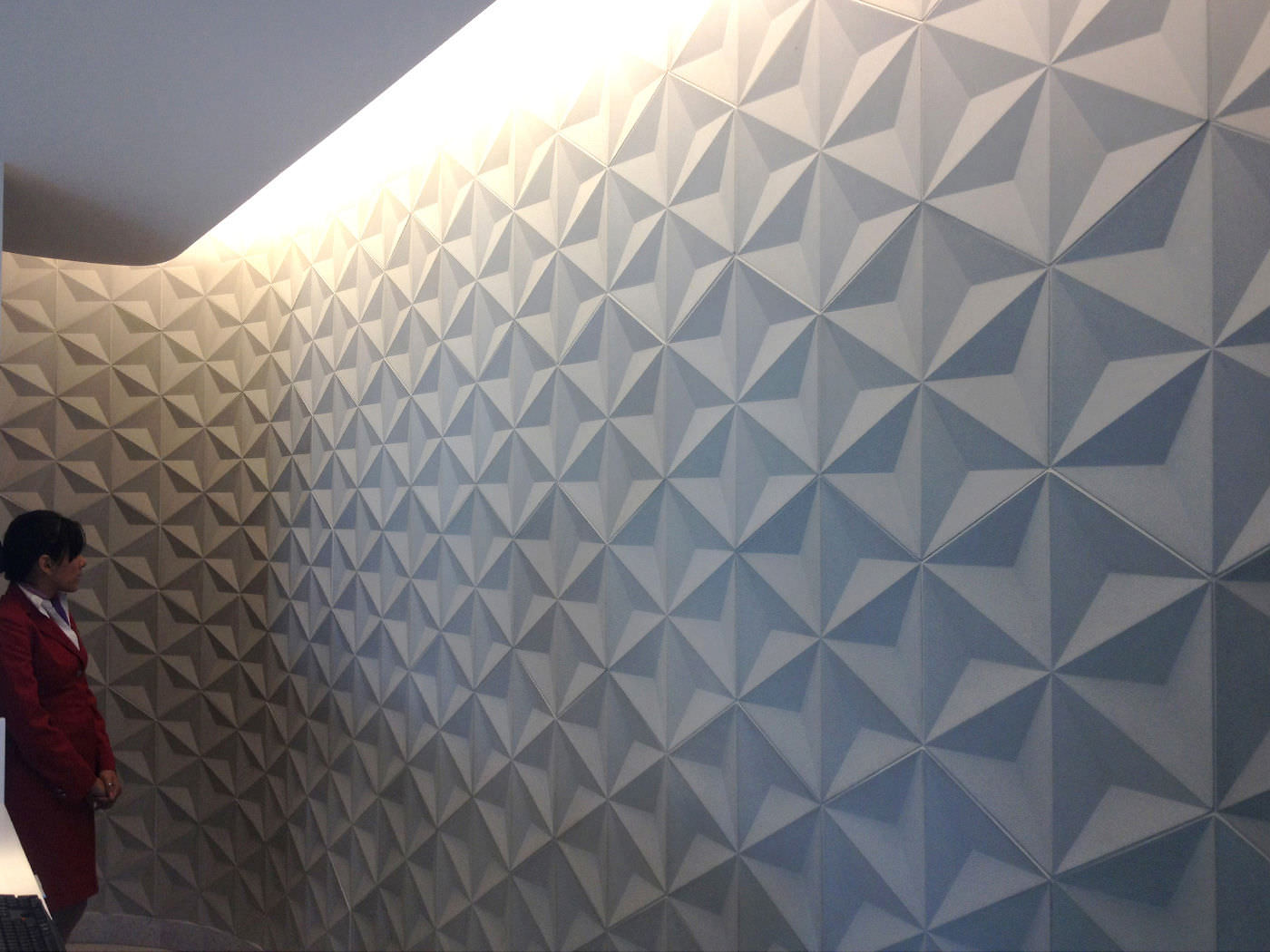 3d for 3d concrete tiles