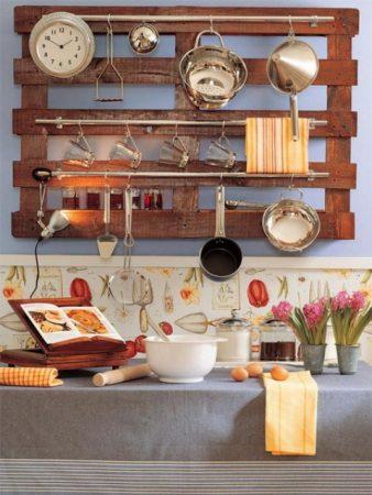 طرق تزيين المطبخ  (1)