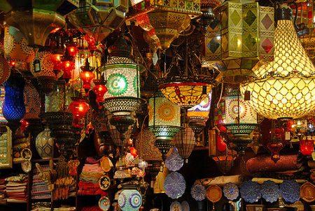 فوانيس قديمة لشهر رمضان (4)
