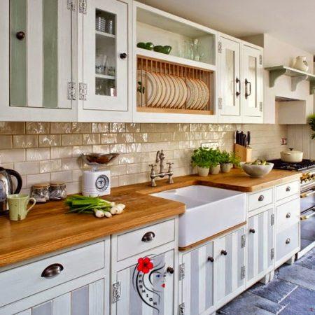 مطابخ جميلة مزينة (2)