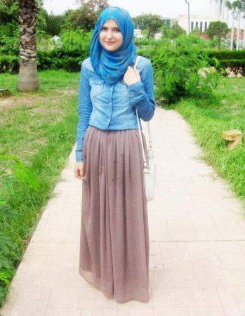 احلي واجمل صور ملابس كاجوال للبنات المحجبات 2016 (3)