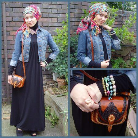 صور ملابس كاجوال محجبات (1)